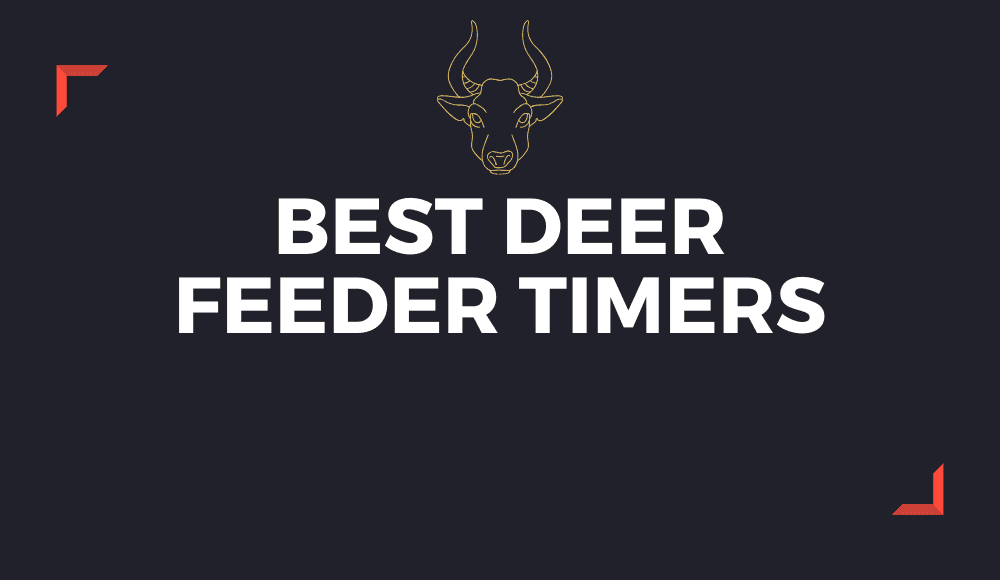 best deer feeder timers
