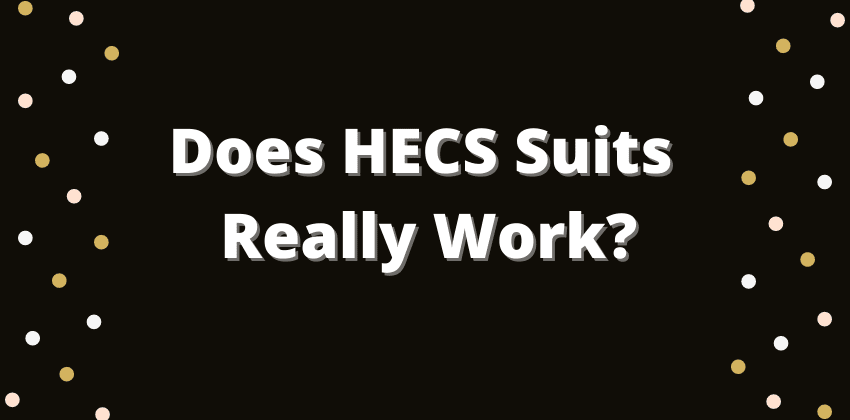 does hecs suits really work